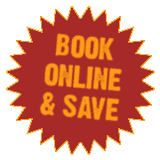 Book Online & Save